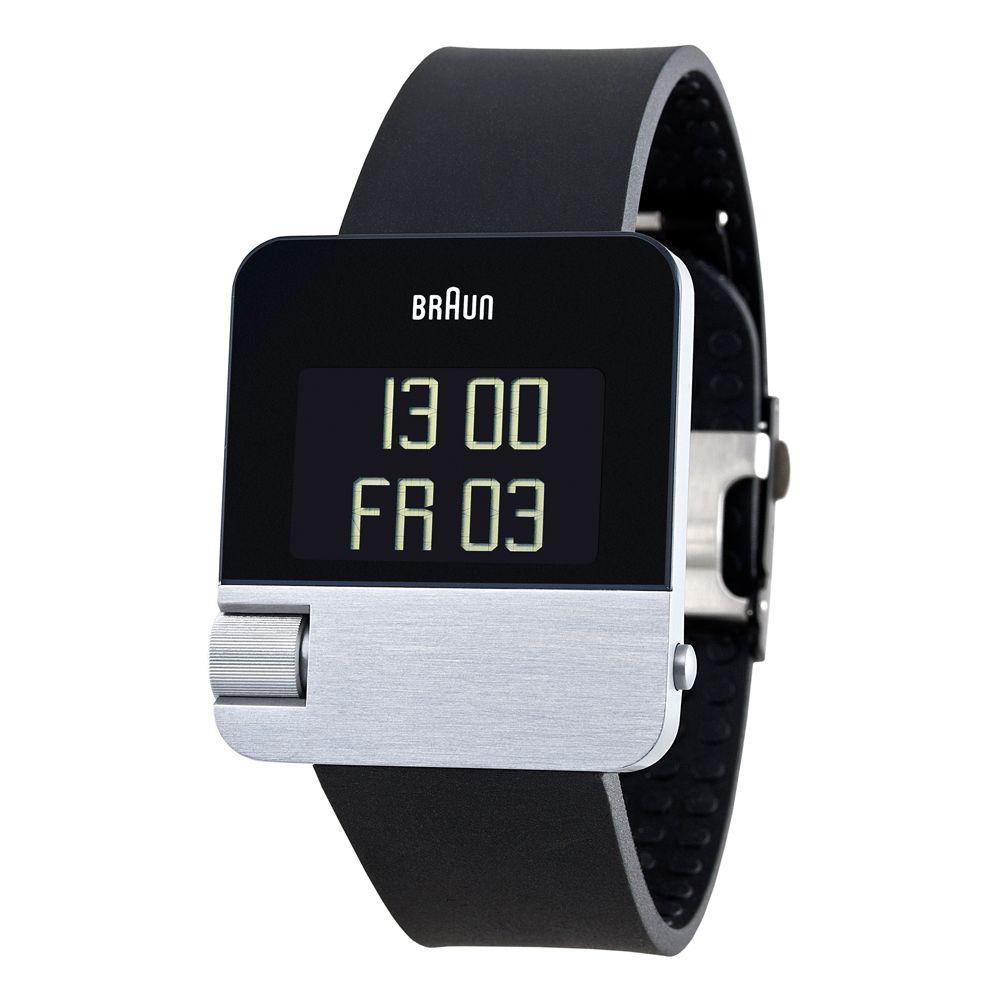 Часы Braun BN0106 Silver PU