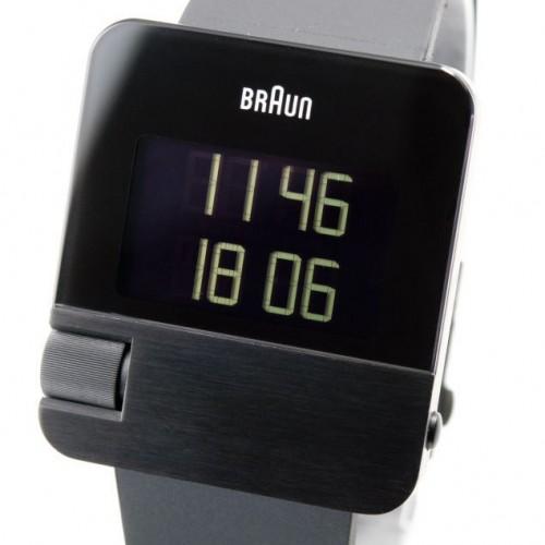 Часы Braun BN0106 Black PU