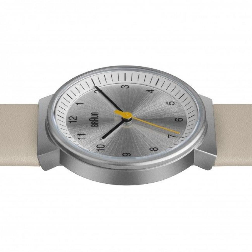 Часы Braun BN0031 White Beige