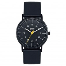 Часы Braun BNH0011 Lady Black Leather
