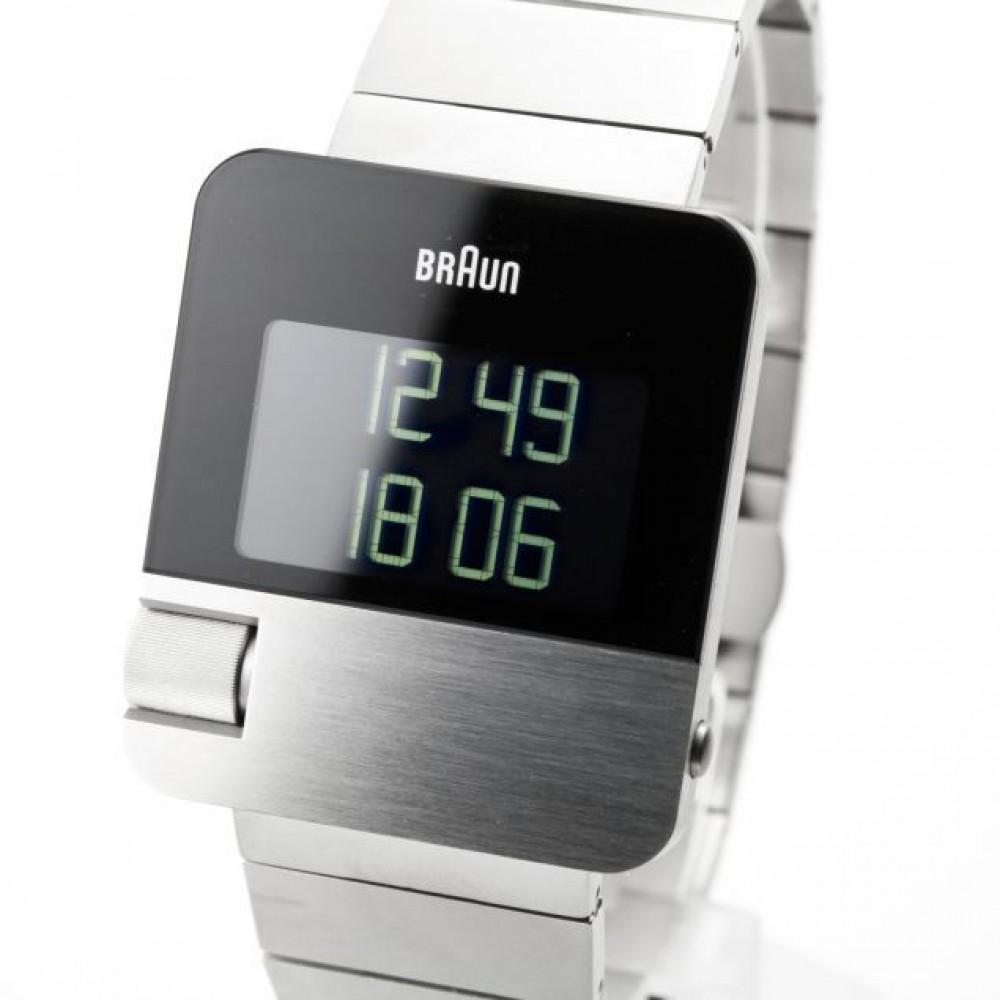 Часы Braun BN0106 Steel