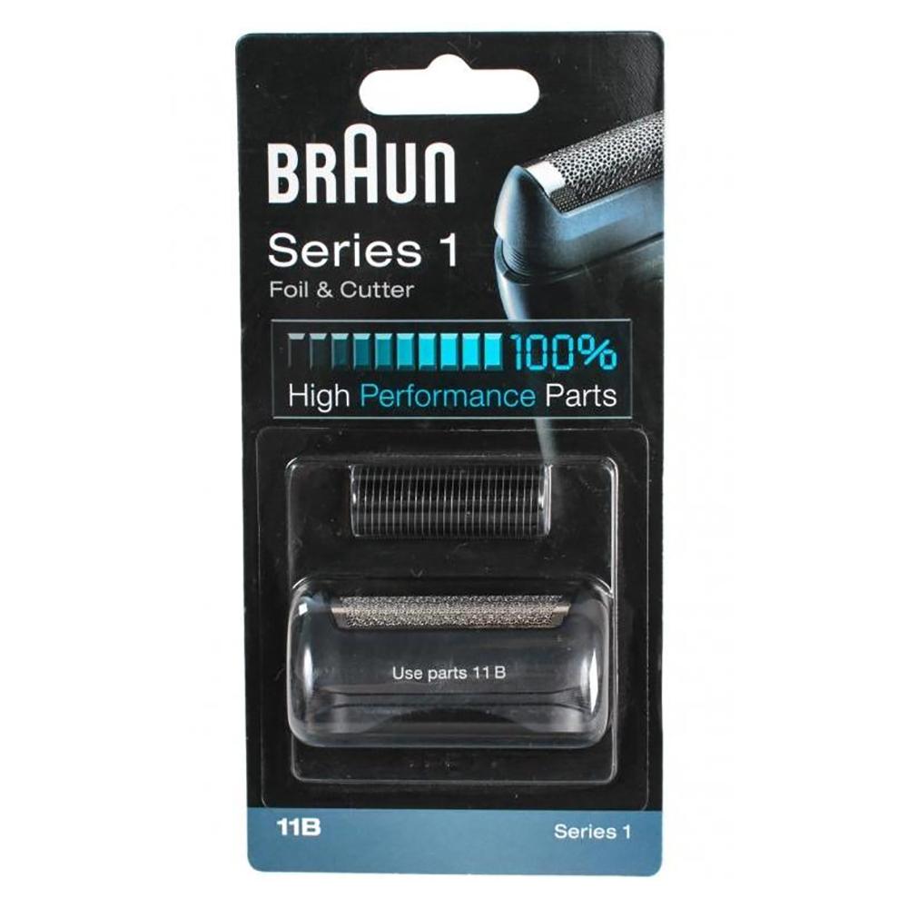 Сетка и режущий блок 11B для электробритв Braun Series 1 сетка braun series 1 11b