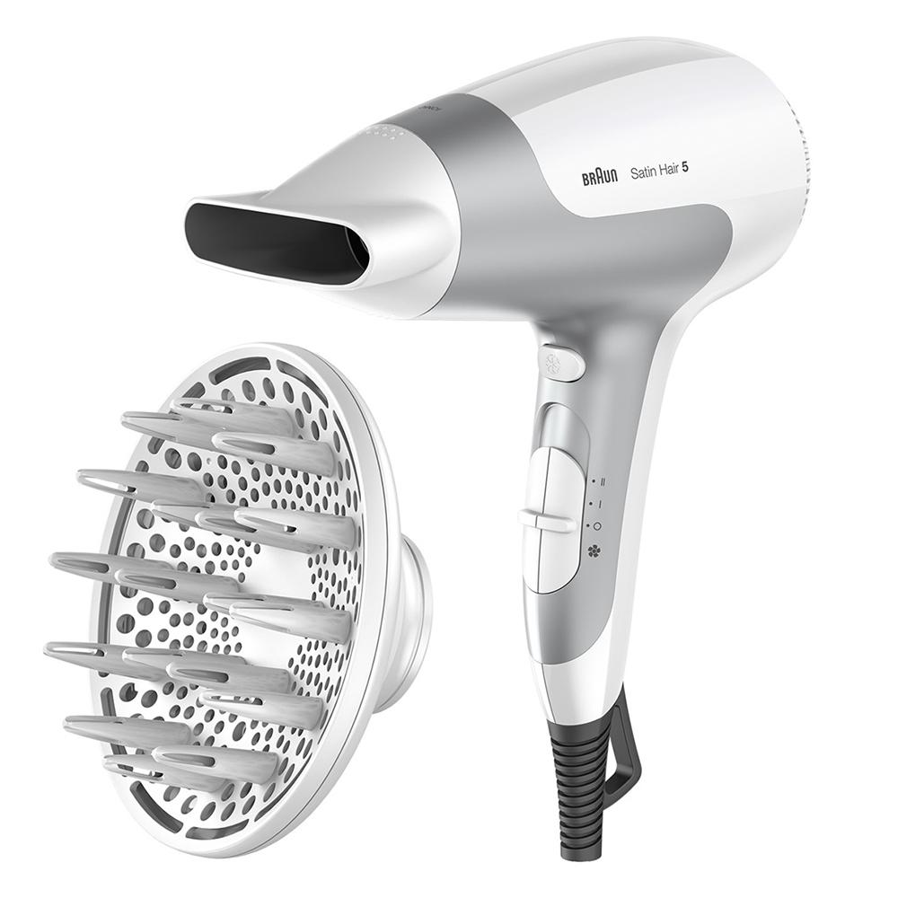Фен Braun Satin Hair 7 HD780 SensoDryer Solo купить в интернет ... 87db479a35319