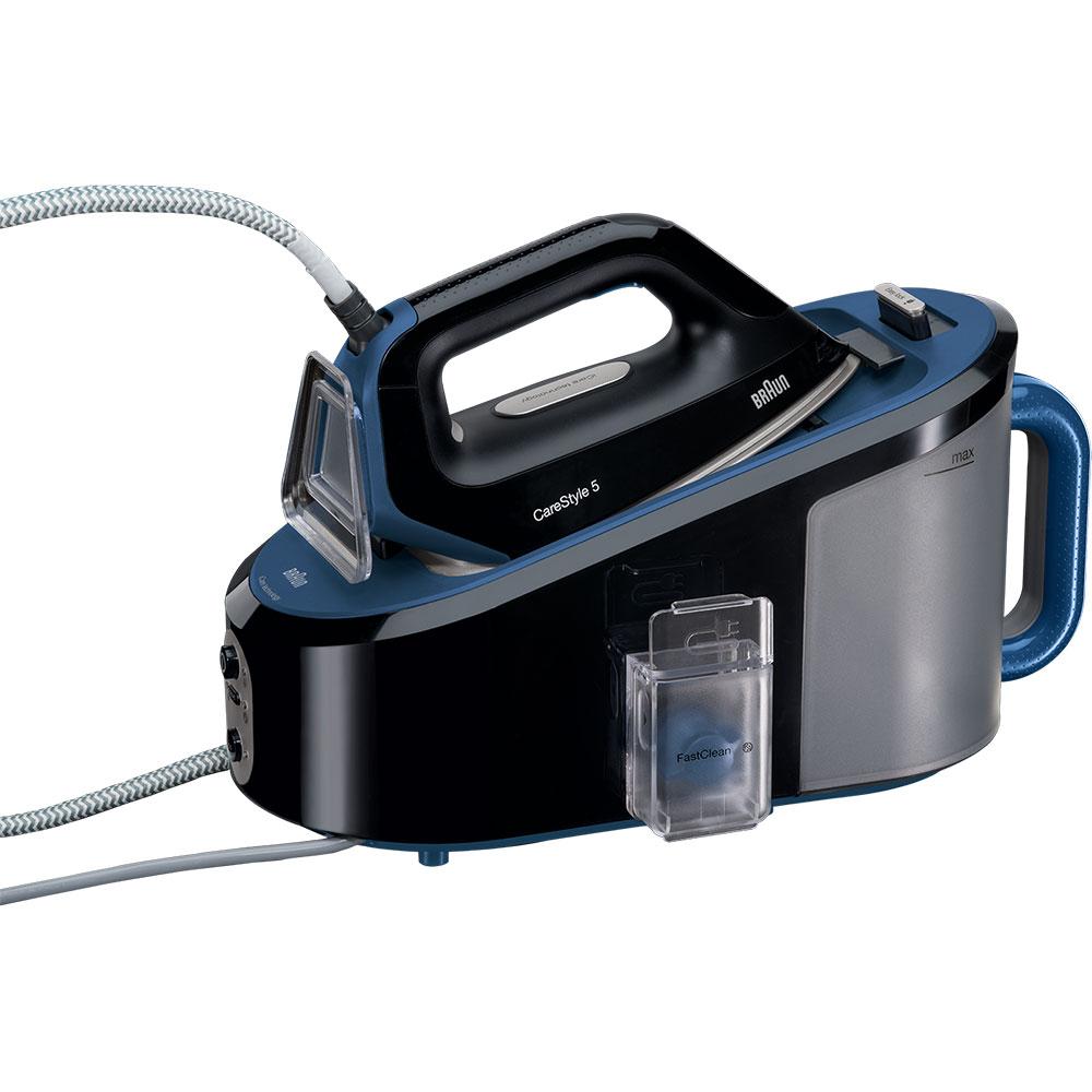 Парогенератор Braun CareStyle 5 IS5145 BK фото