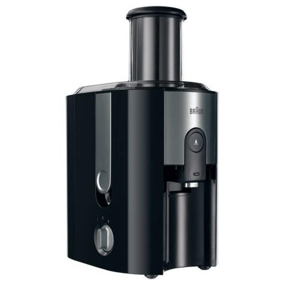 Соковыжималка Braun Multiquick 5 J500BK черная фото