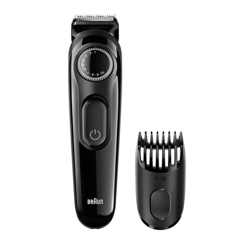 Триммер для бороды Braun BT3020 триммер braun bt3020 black 3 504 для бороды