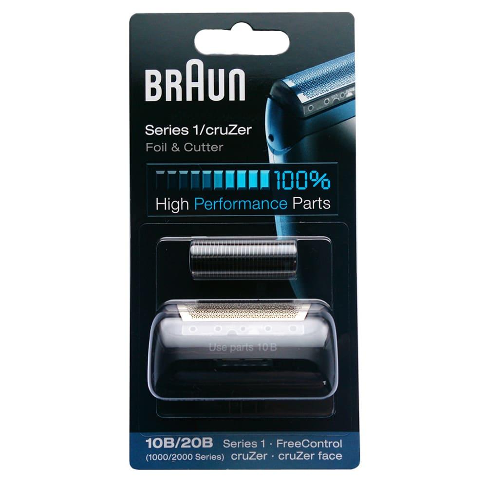 Сетка и режущий блок 10B/20B для электробритв Braun Series 1