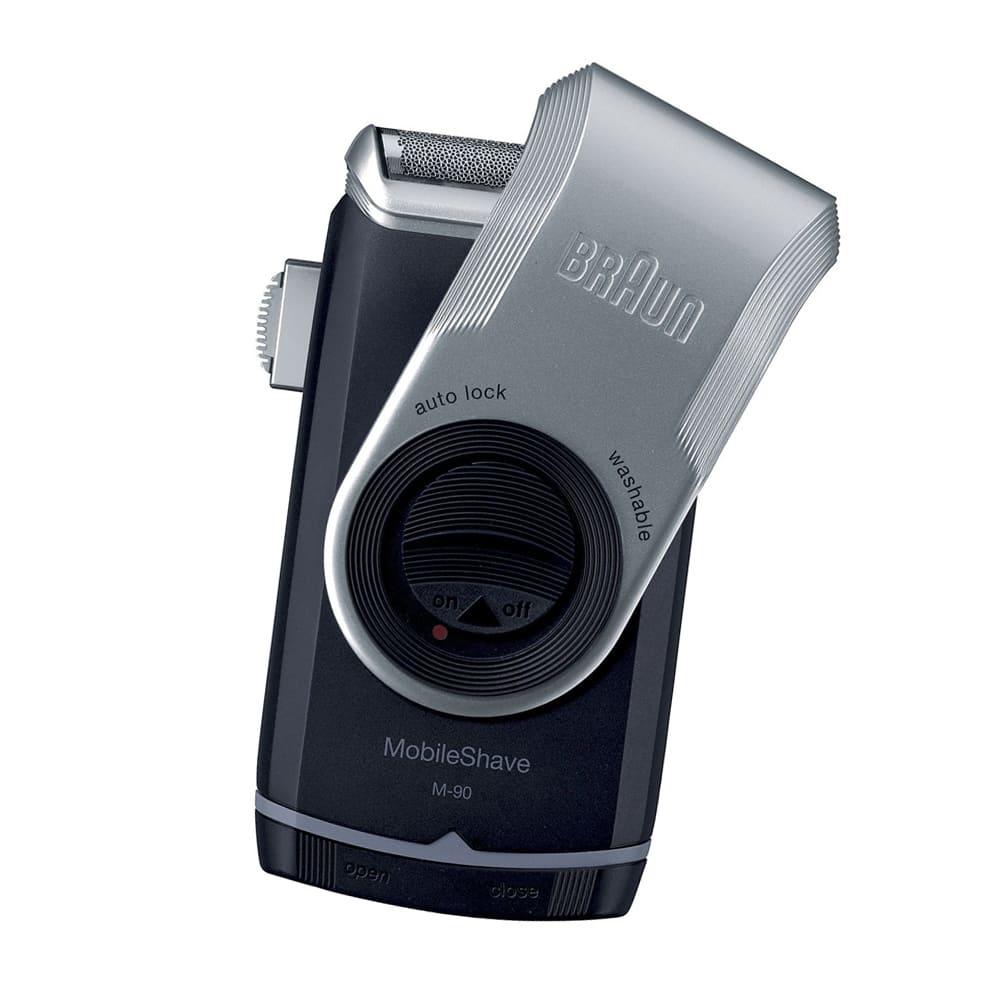 Электробритва Braun MobileShave M-90 фото