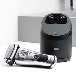Как очищать бритву и ухаживать за ней после бритья